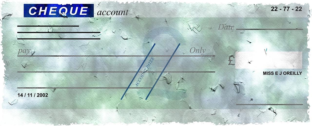 Como preencher cheque: aprenda a usar este documento