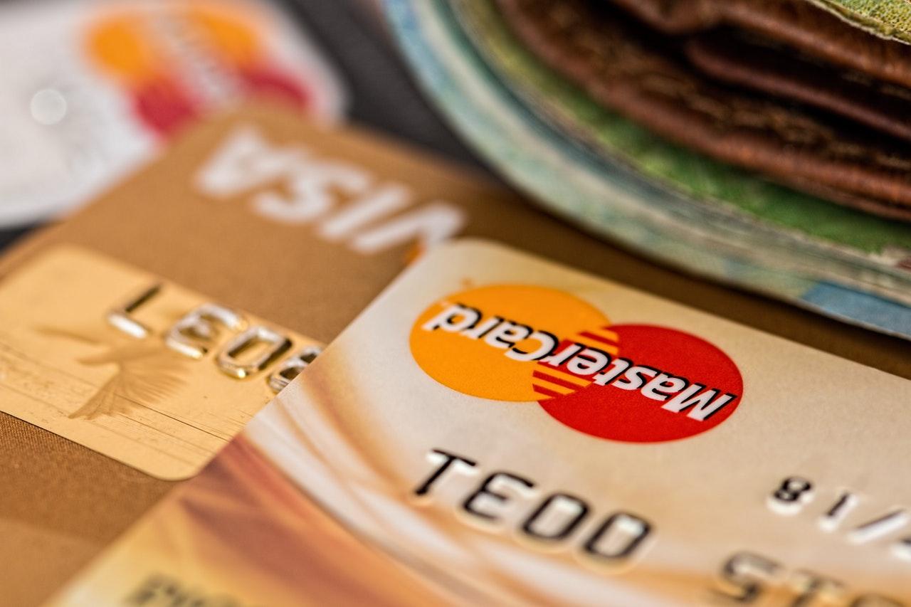 tarifas de cartão de crédito