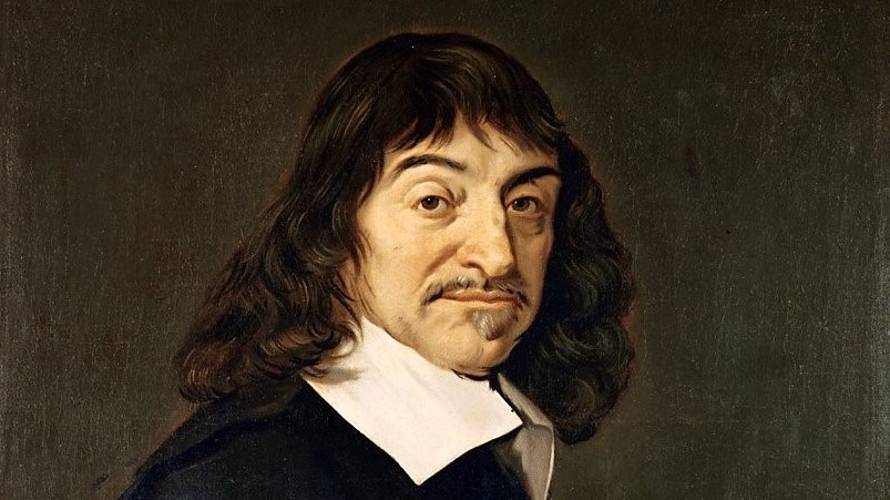Retrato de René Descartes