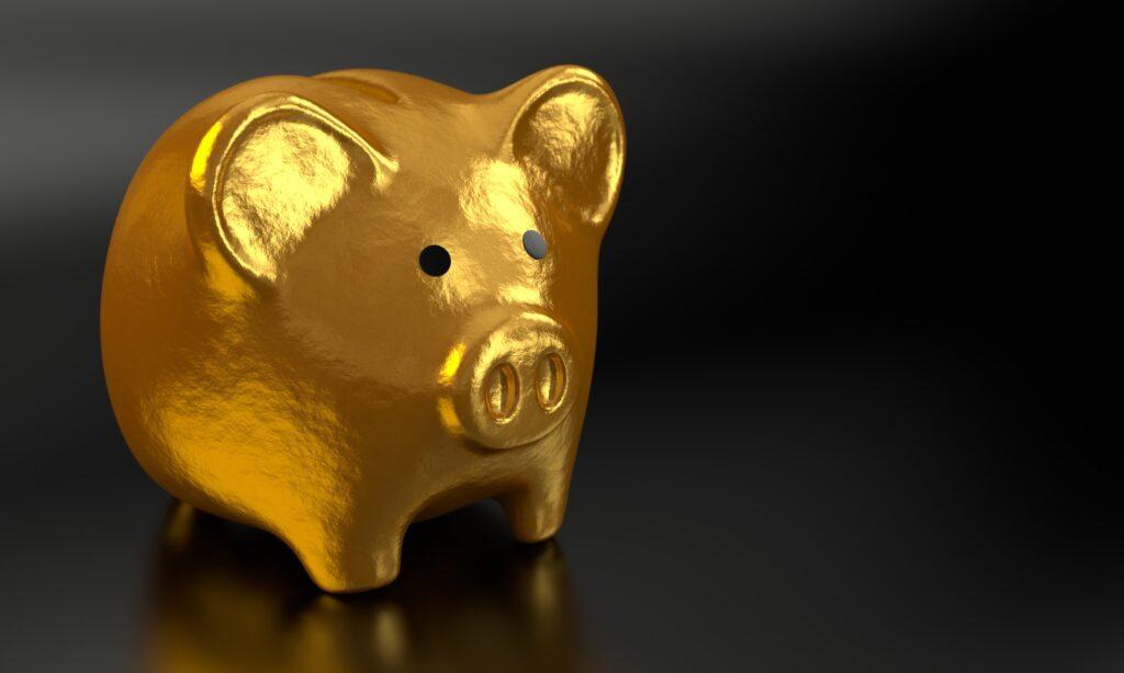 Imagem investir na poupança
