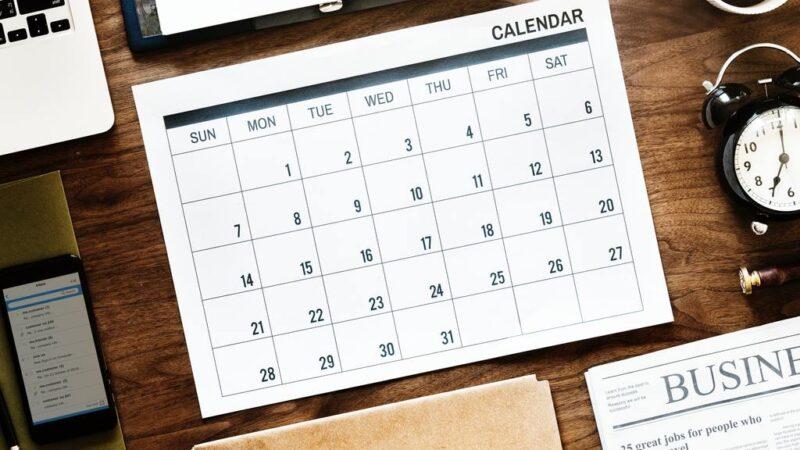 Agenda de resultados do quarto trimestre de 2020 (4T20)