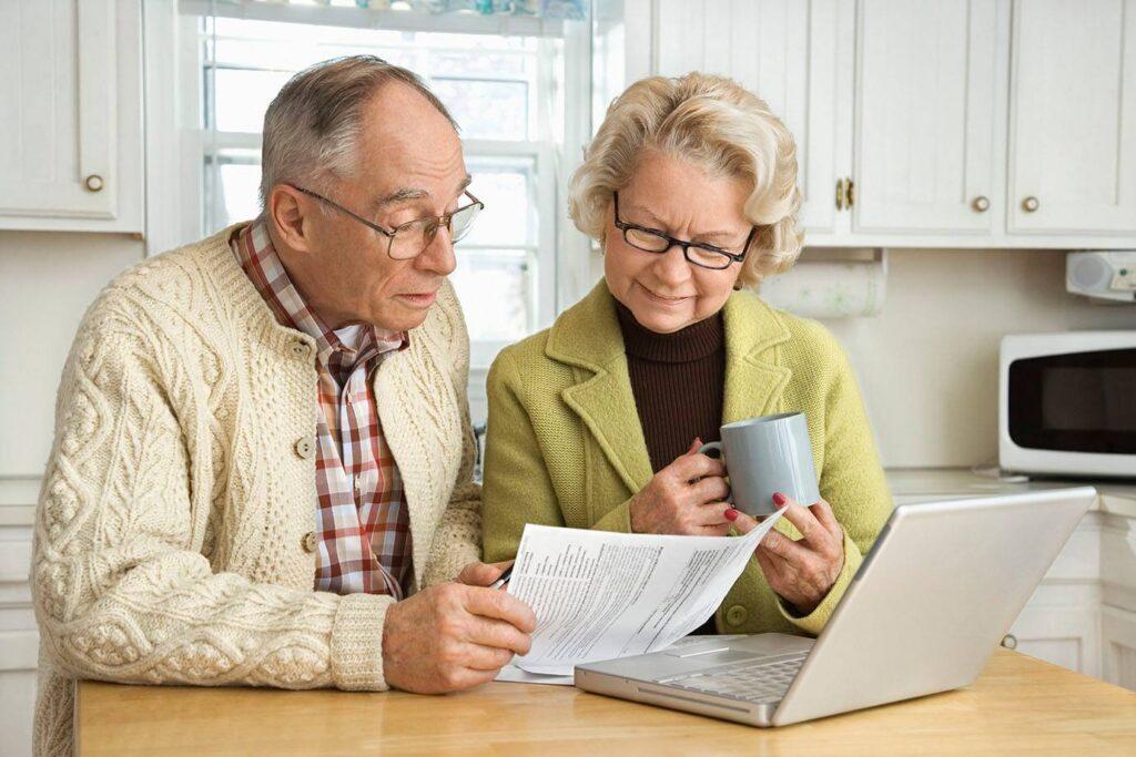 como declarar aposentadoria