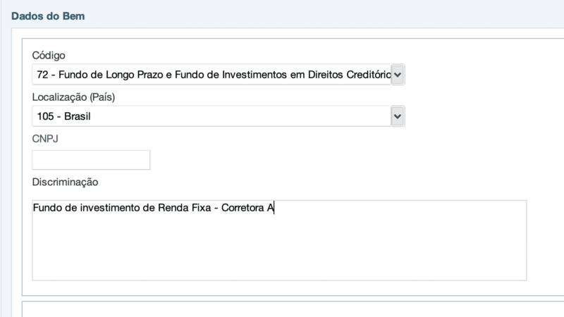 Como declarar fundos de investimento no Imposto de Renda?