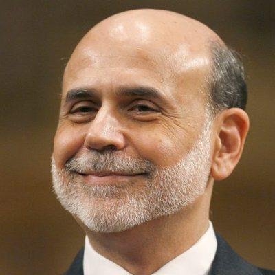 Federal Reserve Chairman Ben Bernanke. (2010 file photo.)