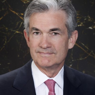 Official portrait of Governor Jerome H. Powell. Mr. Powell took office on May 25, 2012, to fill an unexpired term ending January 31, 2014. For more information, visit http://www.federalreserve.gov/aboutthefed/bios/board/powell.htm
