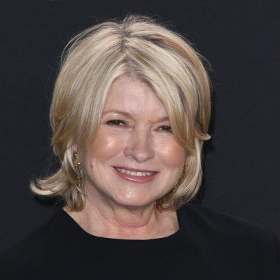 LOS ANGELES, CA - MAY 07:  TV personality Martha Stewart poses in the press room at the 2017 MTV Movie and TV Awards at The Shrine Auditorium on May 7, 2017 in Los Angeles, California.  (Photo by C Flanigan/Getty Images)